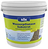 *Söll WasserpflanzenSubstrat, 1x 6 kg, grün, 20036