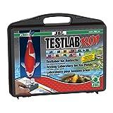 JBL 28020 Professioneller Testkoffer von Koi und Gartenteichen Testlab Koi